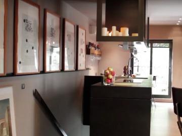 El quíntuple de Barcelona: la casa diseñada verticalmente