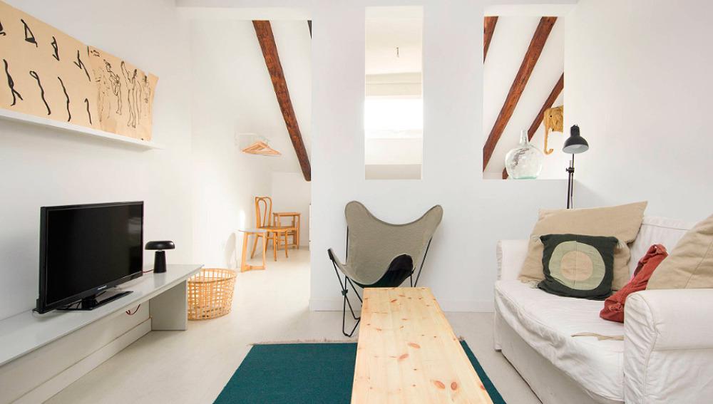 Salón pequeño