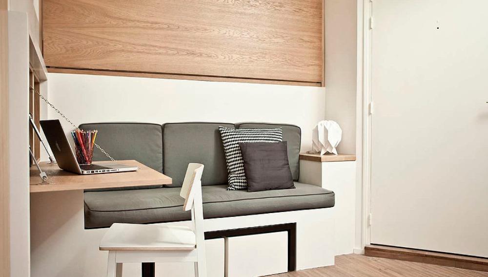 Decoracion atresmedia si tu casa es peque a aqu tienes for Muebles aseo baratos